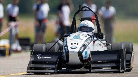 Electric car sets world acceleration record - BBC News | All About Cars. | Scoop.it