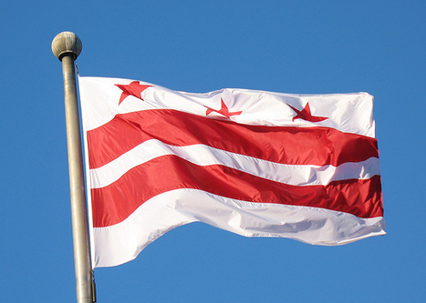Statehood, Politics, and Scale in D.C. | Human Geography is Everything! | Scoop.it