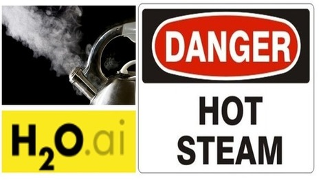 Danger, Caution H2O steam is very hot!! | R for Journalists | Scoop.it