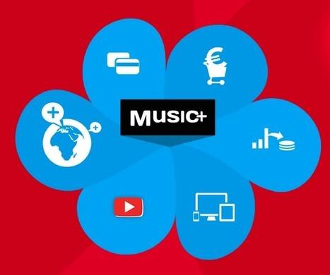 Infografía: Herramientas para difundir tu música   El Gramolo   Scoop.it