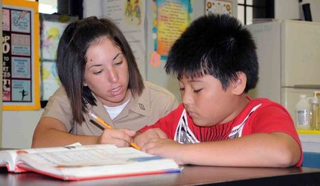 Study: Kids' Math Anxiety Reduced When Learning With Tutors   Leading Schools   Scoop.it