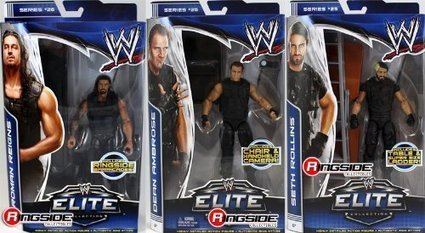 PACKAGE DEAL** THE SHIELD (DEAN AMBROSE, SETH