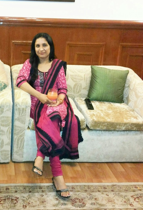 Pebble In The Still Waters: Author Interview: Sarita Singh: Angelic Beats: Smiling As Always Through Scents And Sweats   Women In Media   Scoop.it