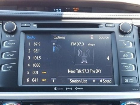 Toyota Cse Nd3a W54a Car Stereo Manual In 41golkes