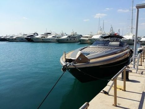 Greek startup Sammy guides boats to shore -- and parking | Smart Cities & The Internet of Things (IoT) | Scoop.it