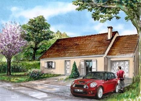 Maison 4 pièces San francisco 1 à Septeuil (78790) - 219000€ | Maison individuelle | Scoop.it