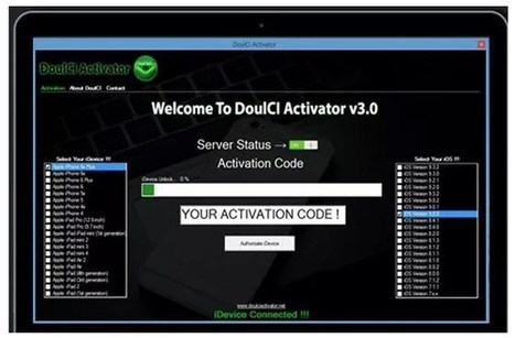 how to get doulci activation code free