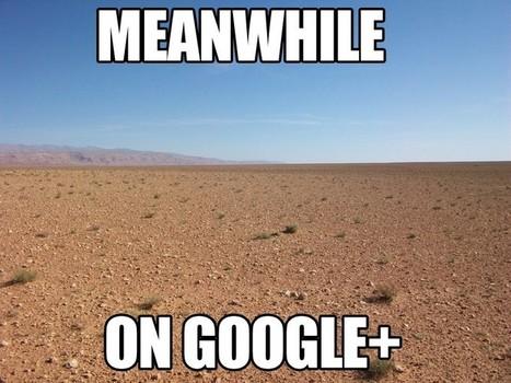 Google pourrait abandonner Google+ | Communication #Web & Réseaux Sociaux | Scoop.it