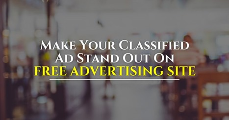 Post Free Classified Ads In USA' in Free Classified Ads | Free