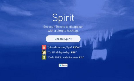 Aplicativo para Twitter adiciona | Science & Technology Topics | Scoop.it