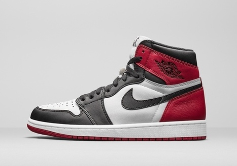 classic fit 42467 2b8b0 Nike Air Jordan 1 Retro High Black Toe   nike and adidas sports shoes  online store
