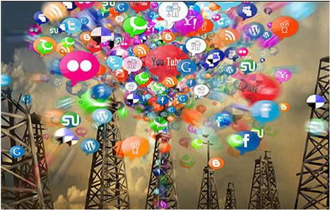 Santé, banque, média : trois secteurs en pleine (r)évolution numérique | L'évolution numérique | Scoop.it