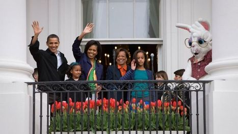 The White House Easter Egg Hunt | English Listening Lessons | Scoop.it