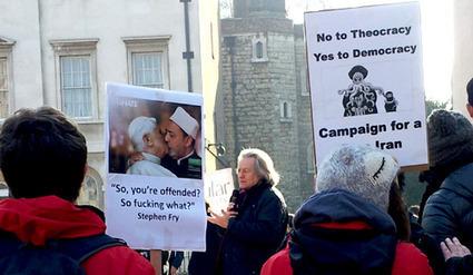 We must stop being so damned respectful, Dawkins tells London free speech rally | Modern Atheism | Scoop.it