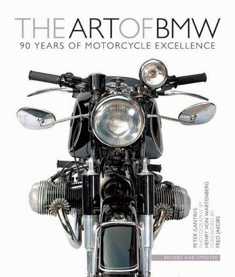 THE ART OF BMW: 90 YEARS OF MOTORCYCLE EXCELLENCE | Vintage Motorbikes | Scoop.it