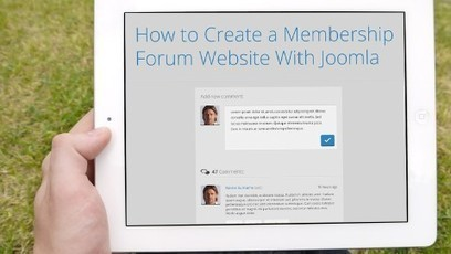 JOOMLA FROM UDEMY | Educational Articles | Scoop.it