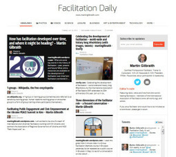 Facilitation Daily - news, views & links from the world's leading facilitators   Art of Hosting   Scoop.it