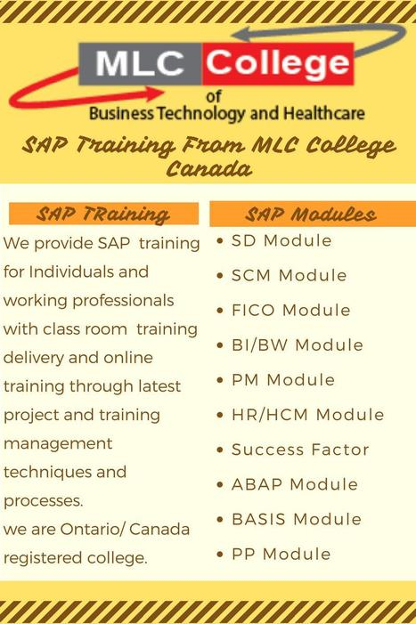 SAP Training | SAP Classroom base Training | Ml