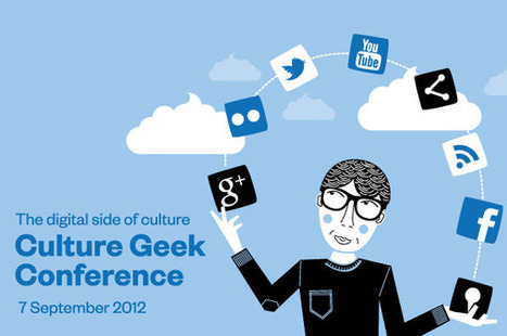 Culture Geek - About the Culture Geek conference London | Visual Culture and Communication | Scoop.it