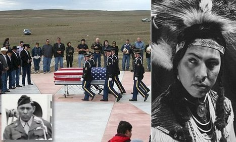 Funeral held for Joe Medicine Crow, the last war chief of his people | The Blog's Revue by OlivierSC | Scoop.it