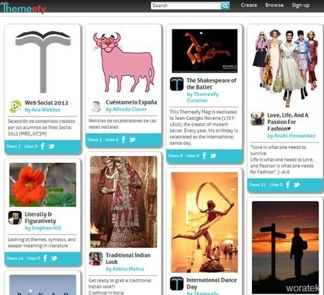 10 mejores herramientas de curación de contenidos | Woratek | Curaduria de contenidos y Preservacion digital | Scoop.it