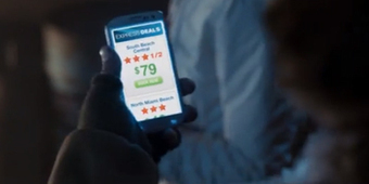 Priceline debuts TV ad to highlight mobile offerings . Mobile everywhere. | Digital Inside Out | Scoop.it