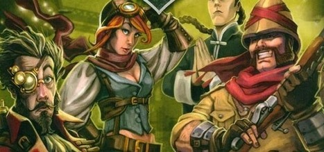 Aventures à l'époque Victorienne - Leagues Of Adventure arrive chez les Editions Sans-Détour | Jeux de Rôle | Scoop.it