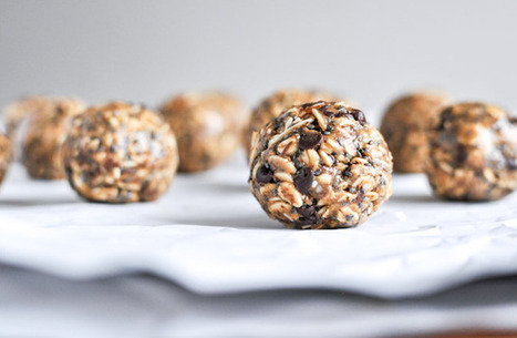 No-Bake Cacao-Almond Butter Bites   Recipes   Scoop.it