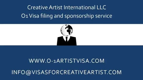 File for O1 Visa Petition to Fly High | Artist Visa | Scoop.it