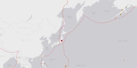 Earthquake Reported Near Fukushima   @ThorMercury1 Promotes Science   Scoop.it