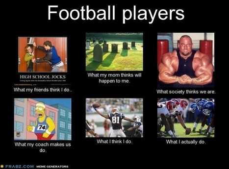Football Players | What I really do | Scoop.it