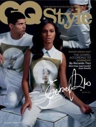 Givenchy for GQ Style UK With Joan Smalls by Matthew Stone | TAFT: Trends And Fashion Timeline | Scoop.it