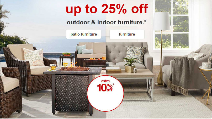 Target 20 Off Coupon Furniture Furniture Savi
