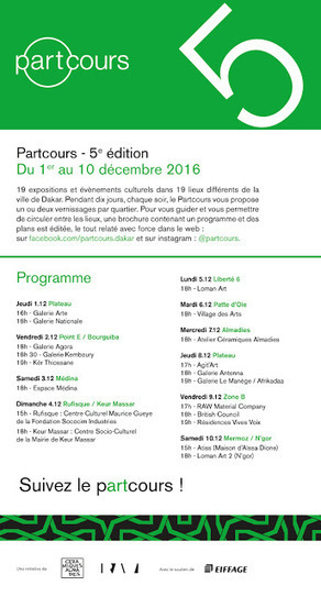 Ouverture de la cinquième édition du Partcours à Dakar | Afro design and contemporary arts | Scoop.it