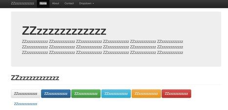 Web design is now completely boring | Web Content Enjoyneering | Scoop.it