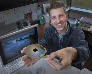 'Inventor of the Year' recognition for work harnessing nanoscale self-assembly | Manufacturing In the USA Today | Scoop.it