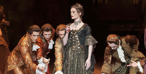 Les Adieux d'Aurélie Dupont à l'Opéra Garnier | Terpsicore. Danza. | Scoop.it