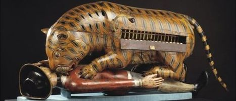 Tiger Automaton Plays Music While Mauling a Man to Death | Interesting times. | Scoop.it