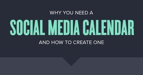 Why You Need a Social Media Calendar | SEJ | Social Media Magic | Scoop.it