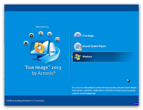 Acronis True Image 2013 for $9.99 | Cotés' Tech | Scoop.it
