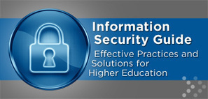 Cybersecurity Initiative | EDUCAUSE.edu | Higher Education & Information Security | Scoop.it