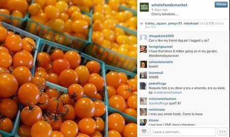 How to Use Instagram for Content Marketing | Marketing in English | Scoop.it