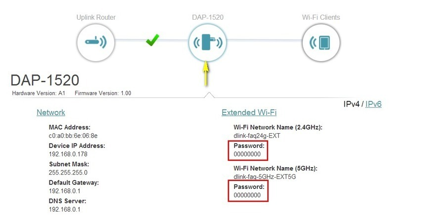 how to set up a dlink wifi extender