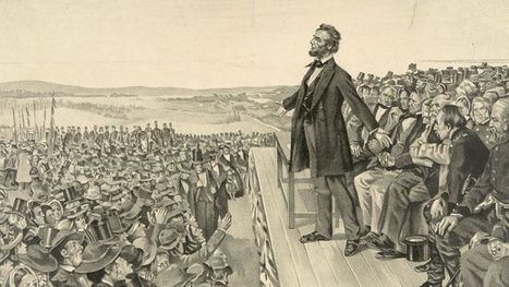 150th anniversary of Gettysburg Address | Als Return to Education | Scoop.it