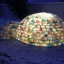 How to Build a Rainbow Igloo | Colossal | I love my world - natural outdoor play | Scoop.it