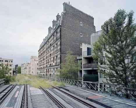 By The Silent Line: Photographs of an abandoned railway line in Paris   Modern Ruins   Scoop.it
