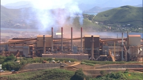 Carbon emissions set to skyrocket in New Caledonia | Pollutions minières | Scoop.it