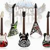 PaperJamz speelgoed gitaren