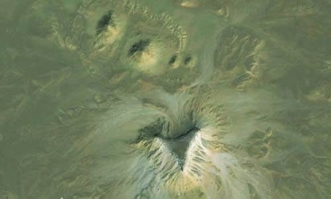 'Google Earth pyramids' revisited | Archaeology News | Scoop.it