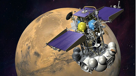 » Russia's Martian Moon Mission Stranded in Earth Orbit | EngineeringGTT | Scoop.it